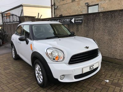 MINI Countryman Hatchback 1.6 One D (Pepper) 5dr