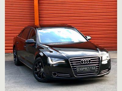 Audi A8 Saloon 4.2 TDI SE Executive Tiptronic quattro 4dr LWB