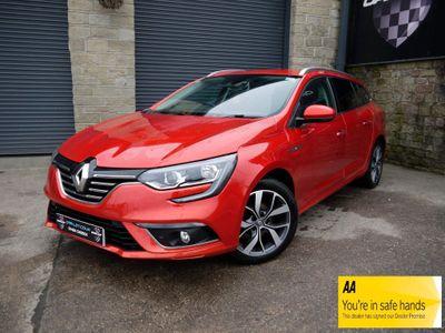 Renault Megane Estate 1.5 dCi Dynamique S Nav Sport Tourer (s/s) 5dr