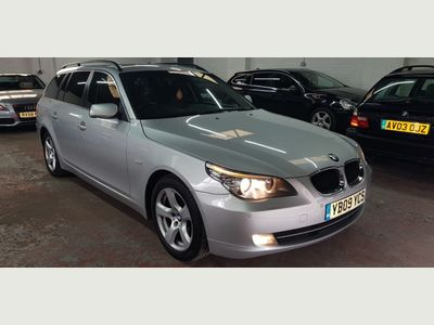 BMW 5 SERIES Estate 2.0 520d SE Business Edition Touring 5dr