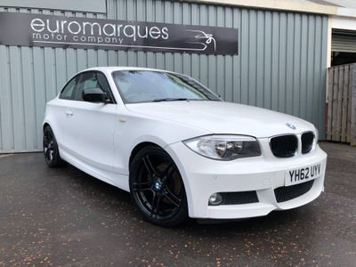 BMW 1 Series Coupe 2.0 118d Sport Plus Edition 2dr