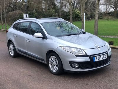 Renault Megane Estate 1.5 dCi ECO Expression + 5dr