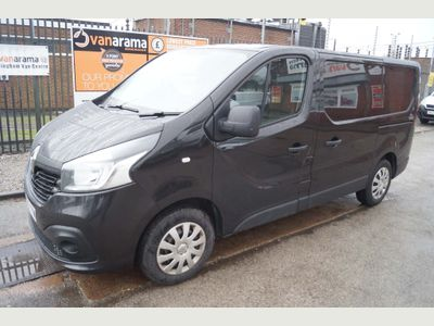 Renault Trafic Panel Van 1.6DCi 125 ENERGY BUSINESS PLUS (EURO6)