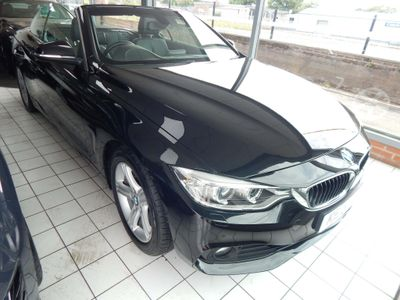 BMW 4 Series Convertible 2.0 420i SE 2dr