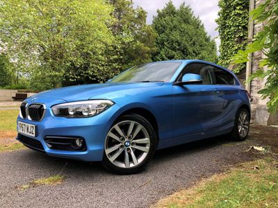 BMW 1 Series Hatchback 1.5 118i Sport Sports Hatch Auto (s/s) 3dr