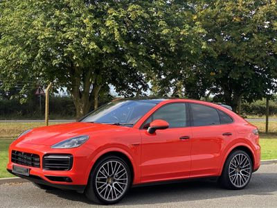 Porsche Cayenne Coupe 3.0 V6 14.1kWh Tiptronic 4WD (s/s) 5dr