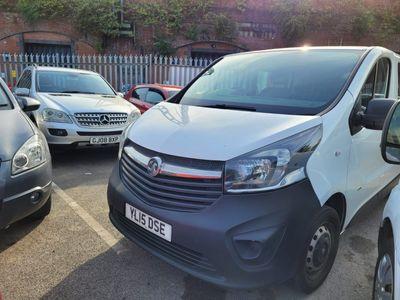 Vauxhall Vivaro Combi Van 1.6 CDTi 2900 Sportive Crew Van L2 H1 EU6 5dr (6 Seat)