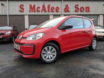Volkswagen up! Hatchback 1.0 Take up! (s/s) 3dr