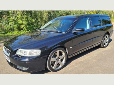 Volvo V70 Estate V70 R 2.5 Geartronic AWD Estate