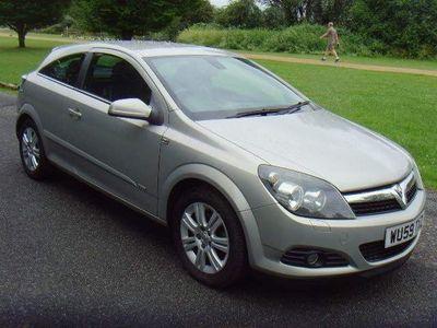 Vauxhall Astra Hatchback 1.8 i 16v Design Sport Hatch 3dr