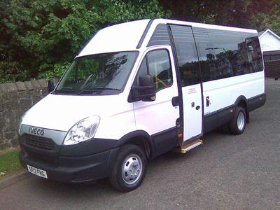Iveco Daily Minibus 3.0td 50C15 11 SEATER MINI BUS