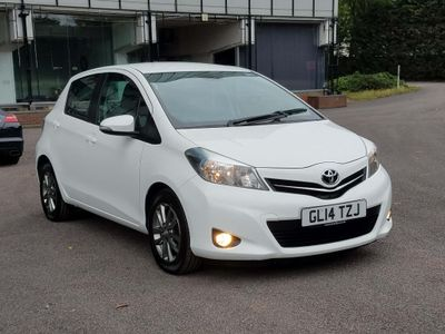 Toyota Yaris Hatchback 1.33 Icon+ (Smart pack) 5dr