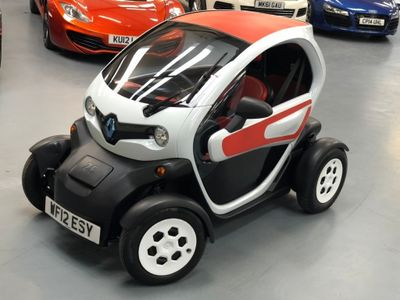 Renault Twizy Coupe Expression Auto