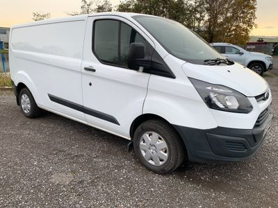 Ford Transit Custom Panel Van 2.2 TDCI ECO-TECH 290 L2 H1 LWB