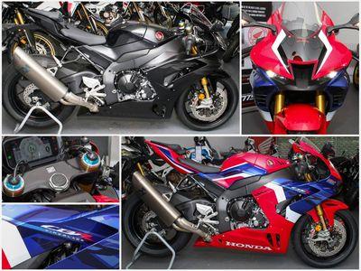 Honda CBR1000RR-R Fireblade Unlisted
