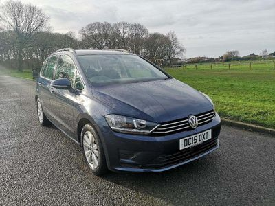 Volkswagen Golf SV MPV 1.6 TDI BlueMotion Tech SE (s/s) 5dr