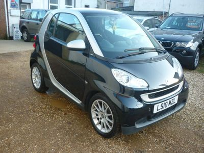 Smart fortwo Coupe 1.0 MHD Passion 2dr