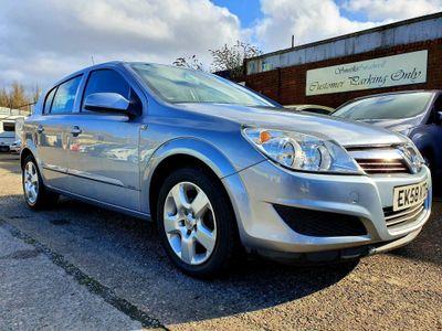 Vauxhall Astra Hatchback 1.6 i VVT 16v Breeze 5dr