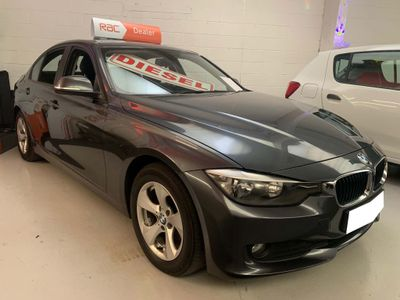 BMW 3 Series Saloon 2.0 320d ED BluePerformance EfficientDynamics (s/s) 4dr