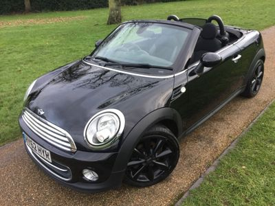 MINI Roadster Convertible 1.6 Cooper Roadster 2dr
