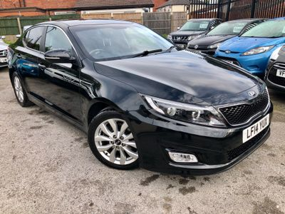 Kia Optima Saloon 1.7 CRDi 1 (s/s) 4dr