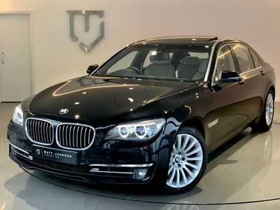 BMW 7 Series Saloon 6.0 760Li SE (s/s) 4dr