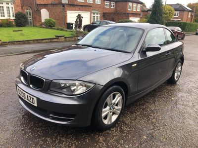 BMW 1 Series Coupe 2.0 120d ES 2dr