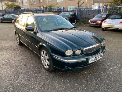 Jaguar X-Type Estate 2.5 V6 SE (AWD) 5dr
