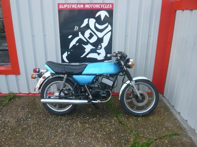 Yamaha RD200 Unlisted