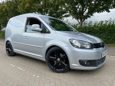 Volkswagen Caddy Panel Van 1.6 TDI BlueMotion Tech C20 Trendline Panel Van 4dr