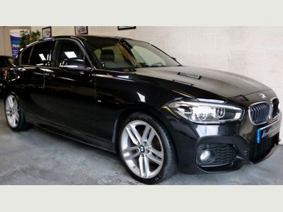 BMW 1 Series Hatchback 1.6 120i M Sport Auto (s/s) 5dr