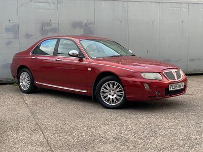 Rover 75 Saloon 1.8 Connoisseur SE 4dr