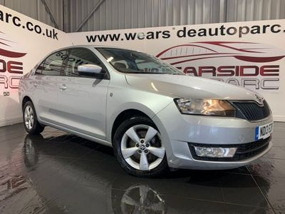 SKODA Rapid Hatchback 1.6 TDI CR SE 5dr