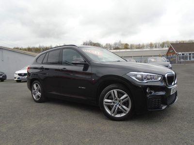 BMW X1 SUV 2.0 20d M Sport Auto xDrive (s/s) 5dr
