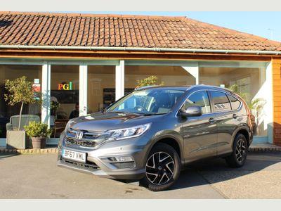 Honda CR-V SUV 2.0 i-VTEC SE Plus Navi Auto 4WD 5dr