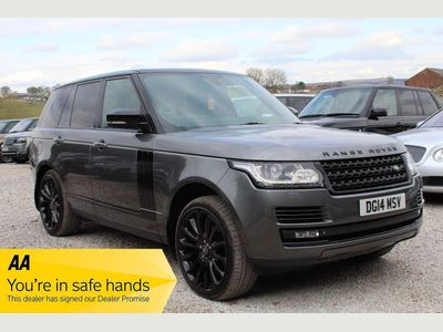 Land Rover Range Rover SUV 3.0 TD V6 Autobiography Auto 4WD (s/s) 5dr