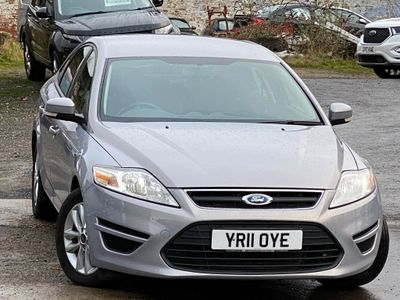 Ford Mondeo Hatchback 1.8 TD Edge + 5dr