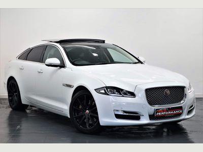 Jaguar XJ Saloon 3.0d V6 Luxury Auto (s/s) 4dr