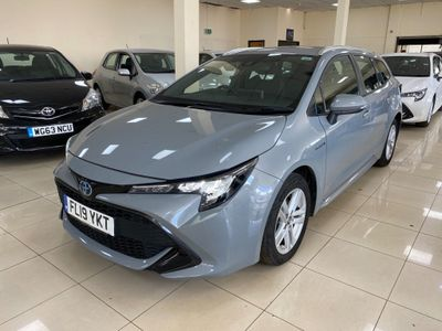 Toyota Corolla Estate 1.8 VVT-h Icon Touring Sports CVT (s/s) 5dr