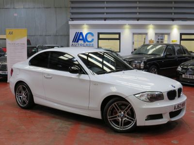 BMW 1 Series Coupe 2.0 120d Sport Plus Edition Auto 2dr