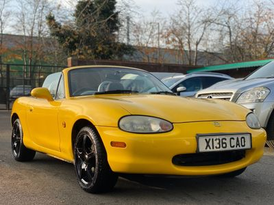 Mazda MX-5 Convertible 1.6 California Limited Edition 2dr