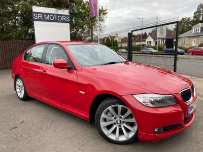 BMW 3 SERIES Saloon 2.0 320d SE Business Edition 4dr