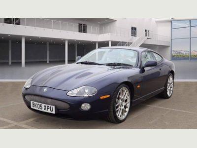 Jaguar XKR-S Coupe 4.2 S 2dr