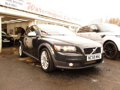 Volvo C30 Coupe 2.0D SE Lux Powershift 3dr