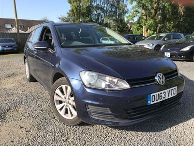 Volkswagen Golf Estate 1.6 TDI SE 5dr