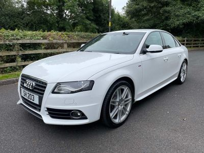 Audi A4 Saloon 2.0 TFSI S line Special Edition S Tronic quattro 4dr