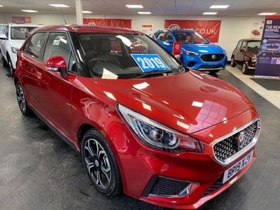 MG MG3 Hatchback 1.5 VTi-TECH Exclusive (s/s) 5dr