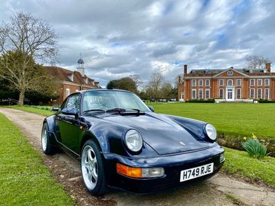Porsche 911 Coupe 3.3 964 Turbo 2dr