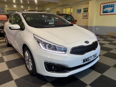Kia ProCeed Hatchback 1.6 GDi 2 (s/s) 3dr
