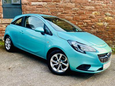Vauxhall Corsa Hatchback 1.4i Turbo ecoFLEX Excite (s/s) 3dr (a/c)